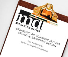 MIDDLETON DAVIES BRANDING AGENCY DERBY