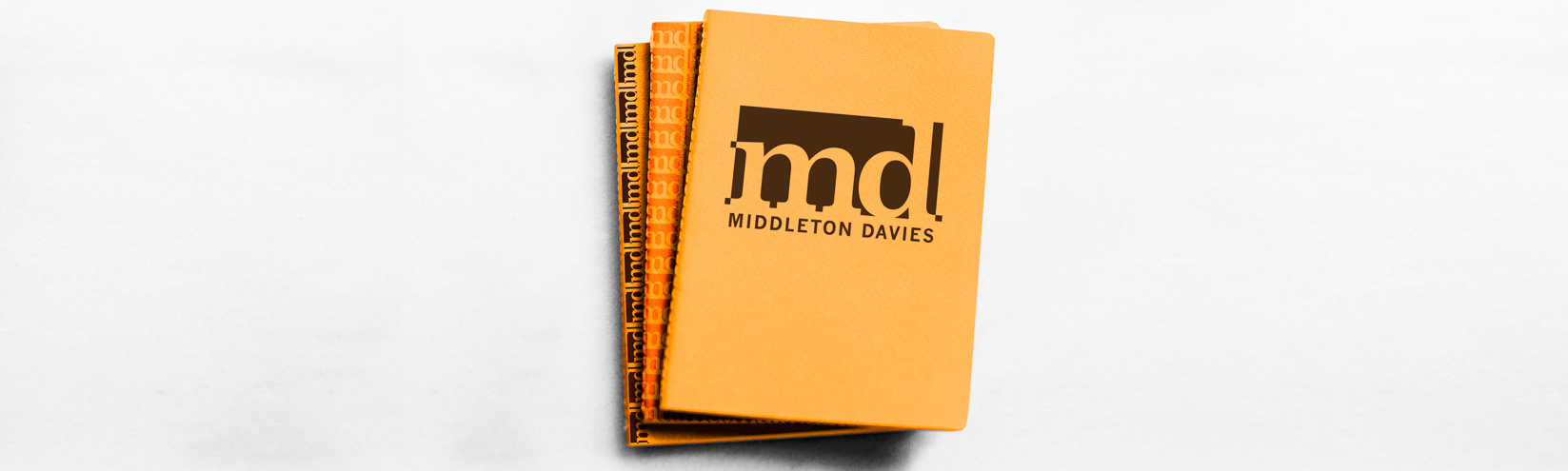MIDDLETON DAVIES CORPORATE BRANDING AGENCY